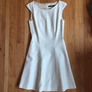 White Zara dress (worn once)
